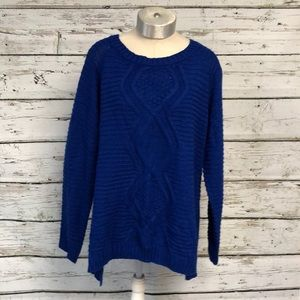 EUC NY Collection Crewneck Sweater
